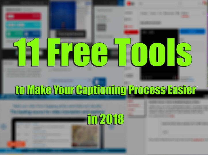 11 video captioning tools that can help you simplify your video captioning process