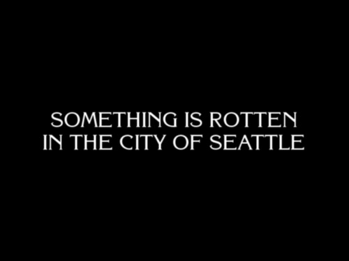 Image of intertitle from the CBS television show Frasier